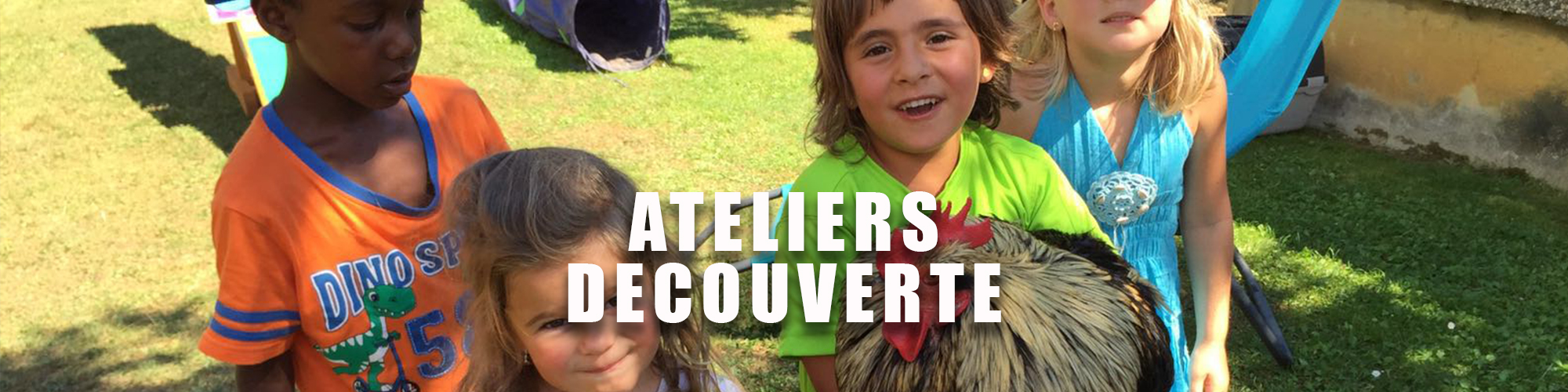 E modules ateliers decouverte